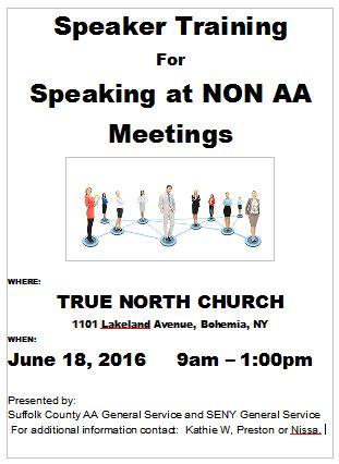 Aa Meetings Long Island Suffolk
