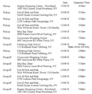 SENY Area 49 Inventory Assembly @ Fallsburg High School | Fallsburg | New York | United States