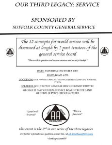 Our Third Legacy: Service @ True North Community Church | Bohemia | New York | United States