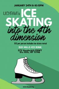 LICYPAA Skating Into the 4th Dimension @ Dix Hills Ice Rink | Dix Hills | New York | United States