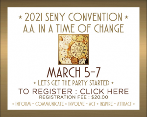 2021 SENY Convention @ Virtual via Zoom | Tarrytown | New York | United States